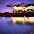 Carousel at the Waterfront by Froshi