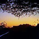 God's Wonderful Creation, The Sun Going Down by UrsulaDee