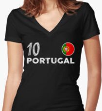 Portugal  10 World Cup Shirt Football Kit For Russia 2018 Portuguese  National Team Store Soccer 9b0617fce