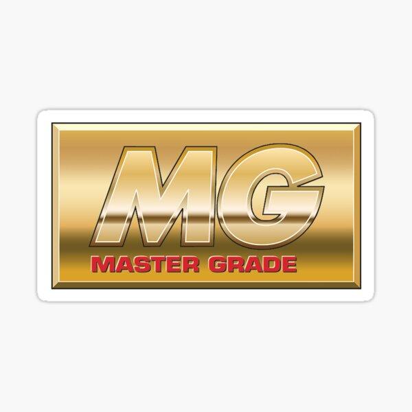 Gundam Mastergrade Sticker