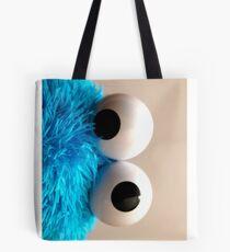 cookie eye fun Tote Bag