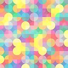 Retro Squares by Georg Varney