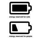 Energy Reserves by Cat Rose