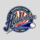 Hadouken Baseball Club by monochromefrog