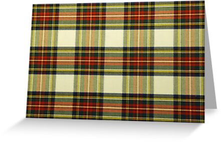 Scottish tartan by Arie Koene