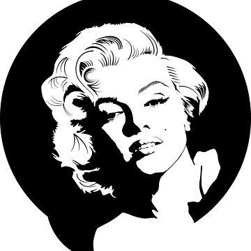 Marilyn Monroe by sweetlord