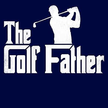 Funny Golf Dad Shirt The Golf Father Gift for Father's Day Birthday by niftee