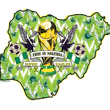THIS IS NIGERIA by Afrodeco