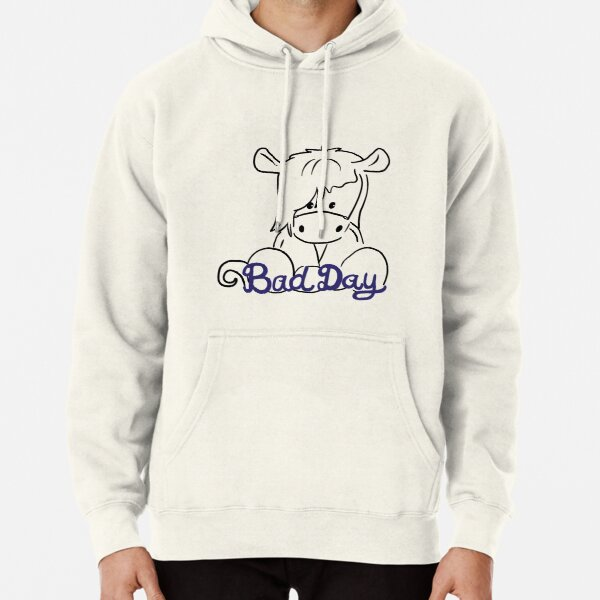 Bad day Pullover Hoodie