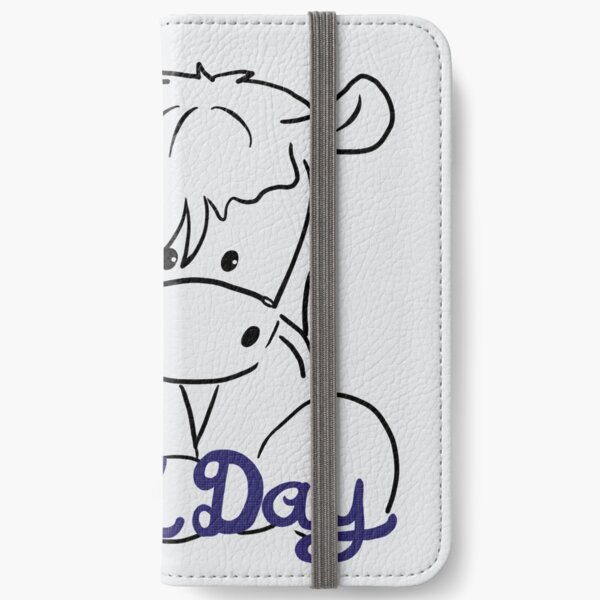 Bad day iPhone Wallet
