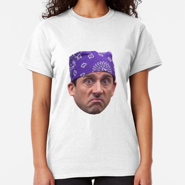 Michael Scott Prison Mike T-shirt I Declare BANKRUPTCY Teee Shirt Short Sleeve