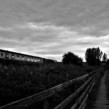 Steam Train by Tinyevilpixie1