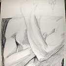 Life Drawing-The Process by annimoonsong