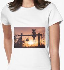 LA NIÑA DEL COLUMPIO Camiseta entallada para mujer