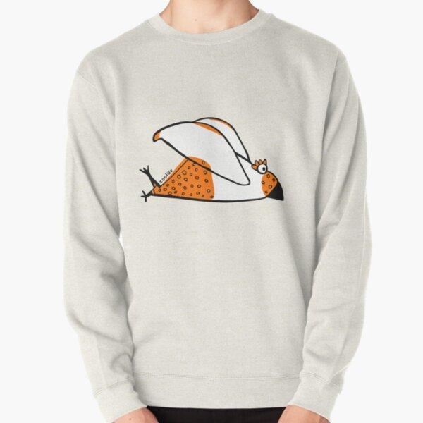Novello pennuto curioso! Pullover Sweatshirt