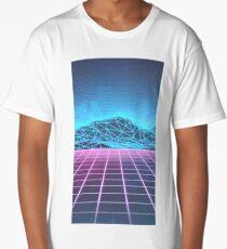 Retro Nightsky Long T-Shirt