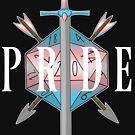 Critical Pride! - Trans Pride by Sam Spicer