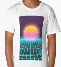 Retro sunset Long T-Shirt