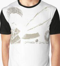 nikola tesla death ray Graphic T-Shirt