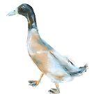 Runner Duck by crumpet