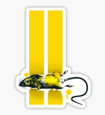 Roadkill Sticker