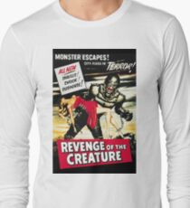 REVENGE OF THE CREATURE Long Sleeve T-Shirt