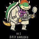 worlds best dressed badguy by louros