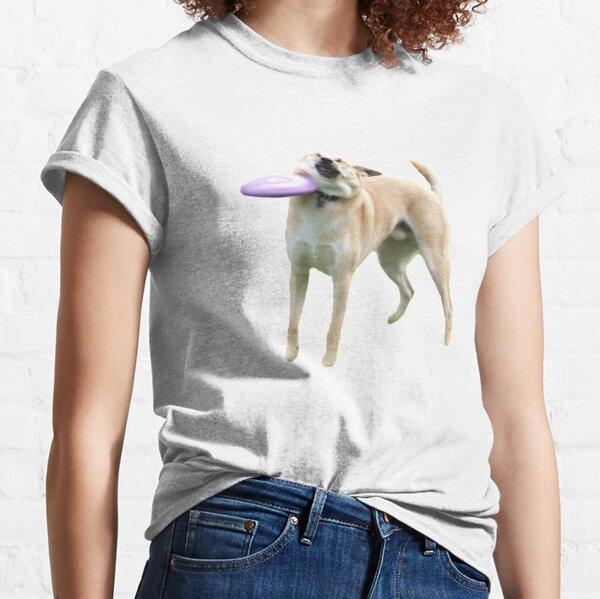 Frisbee Dog Classic T-Shirt