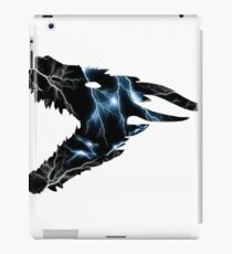Lightning Drogon iPad Case/Skin