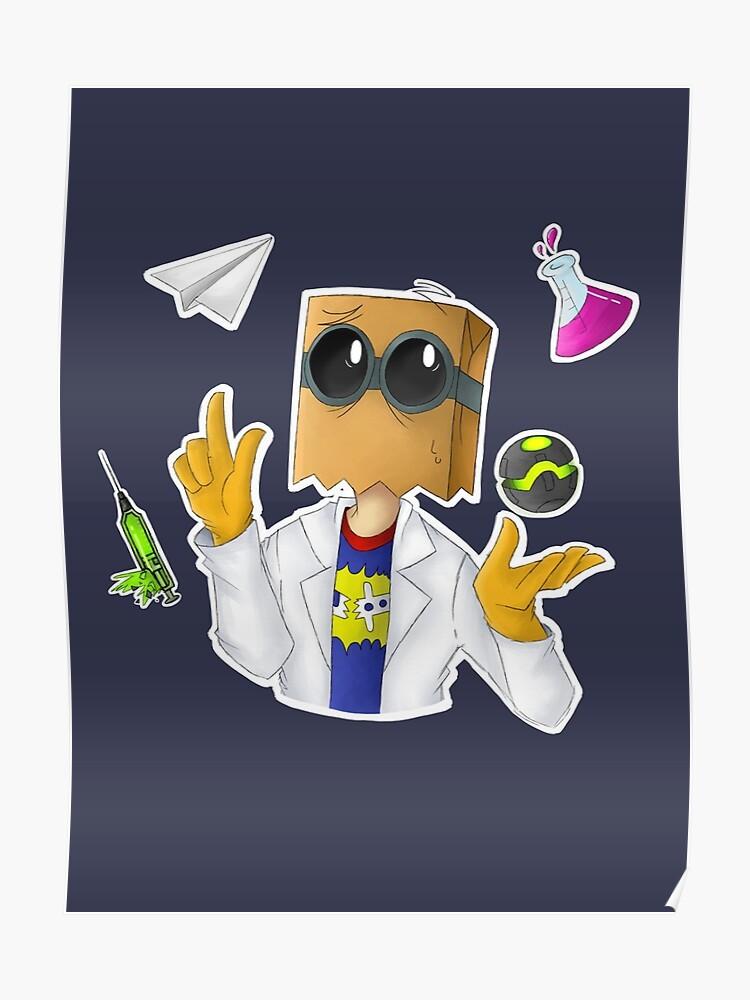 Dr Flug - Villainous   Poster