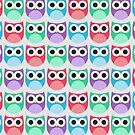 So Many Owls by Georg Varney