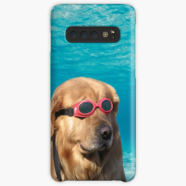 Swimmer Dog Samsung Galaxy Snap Case