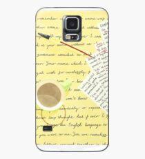Morning Edit Case/Skin for Samsung Galaxy