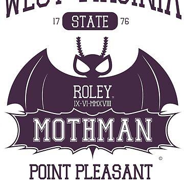 Mothman by RoleyShop
