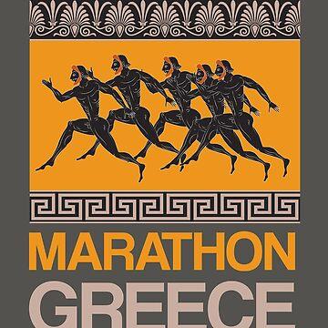 Athens - Marathon - Greece by portokalis
