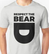 Respect The Beard Shirt Unisex T-Shirt