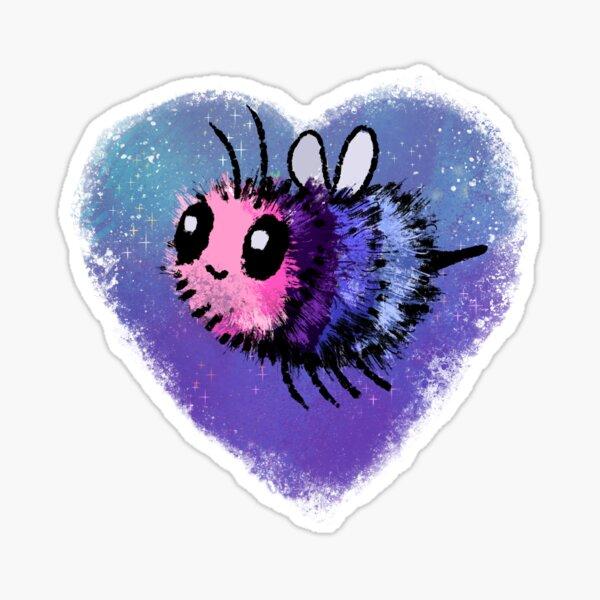 Pride Bees - Omnisexual Sticker