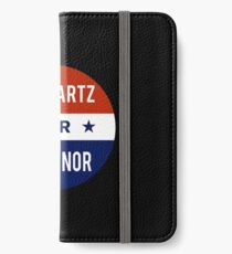 Dan Schwartz For Governor of Nevada iPhone Wallet/Case/Skin