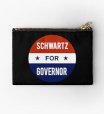 Dan Schwartz For Governor of Nevada Studio Pouch