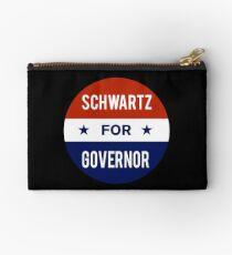 Dan Schwartz For Governor of Nevada Studio Pouch