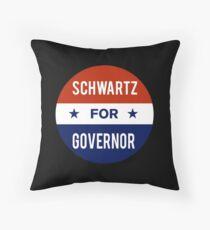 Dan Schwartz For Governor of Nevada Floor Pillow