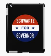 Dan Schwartz For Governor of Nevada iPad Case/Skin
