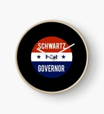 Dan Schwartz For Governor of Nevada Clock