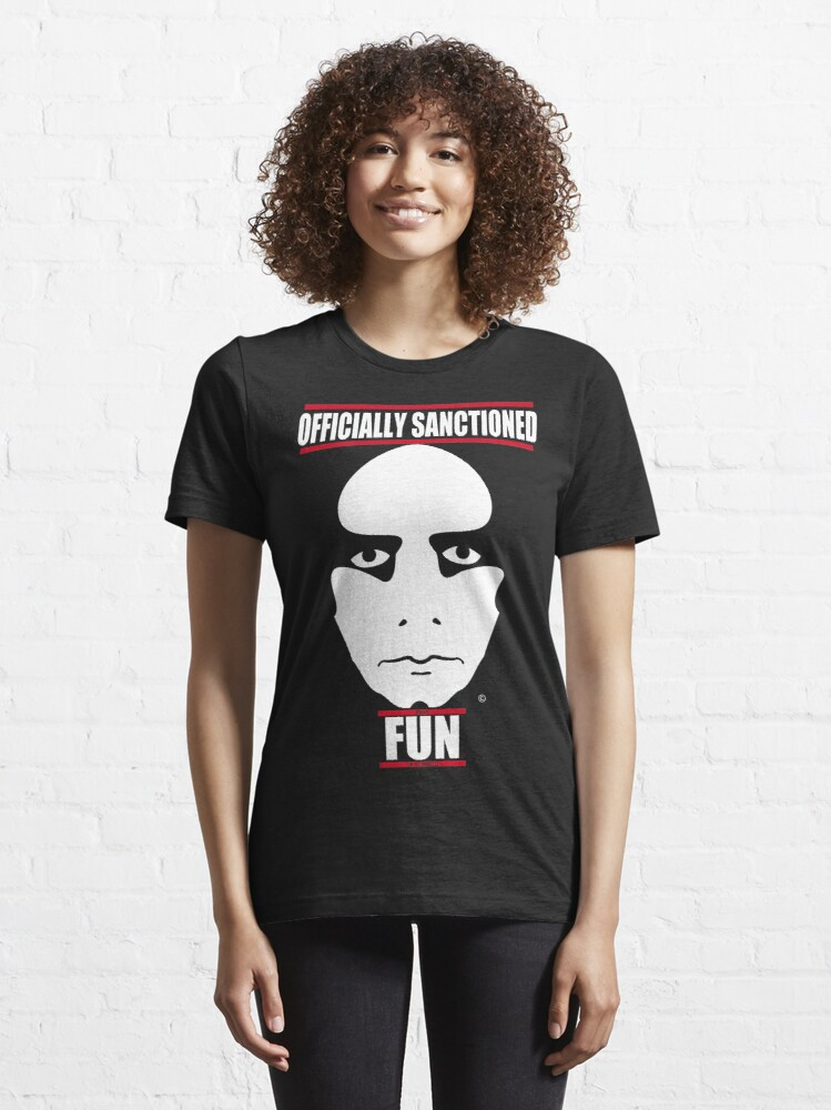 Alternate view of Officially Sanctioned Fun Essential T-Shirt