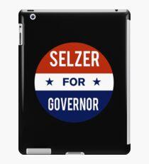 Ken Selzer For Governor of Kansas iPad Case/Skin