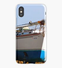 We've been sailing for days but all I see is CORN! iPhone Case