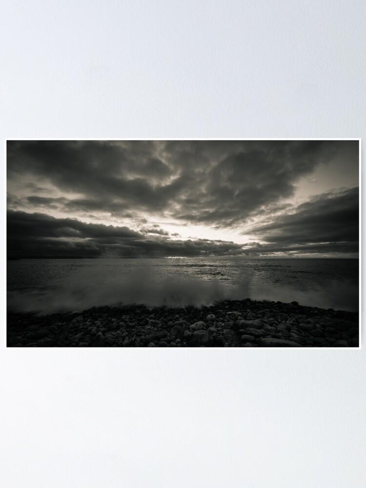 Alternate view of Dark Skies Poster