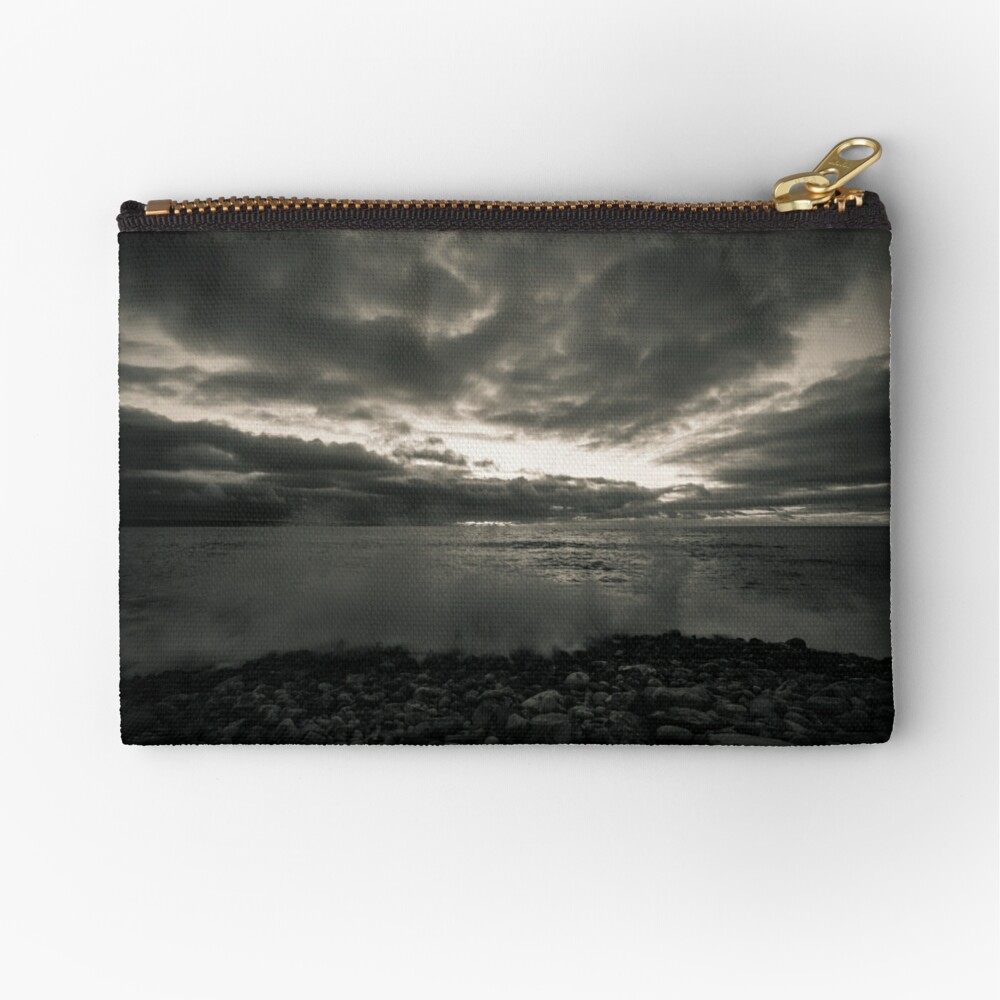 Dark Skies Zipper Pouch