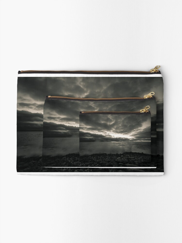 Alternate view of Dark Skies Zipper Pouch
