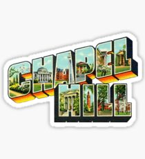 chapel dang hill Sticker